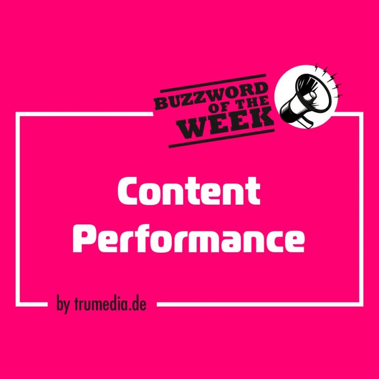 Content Performance